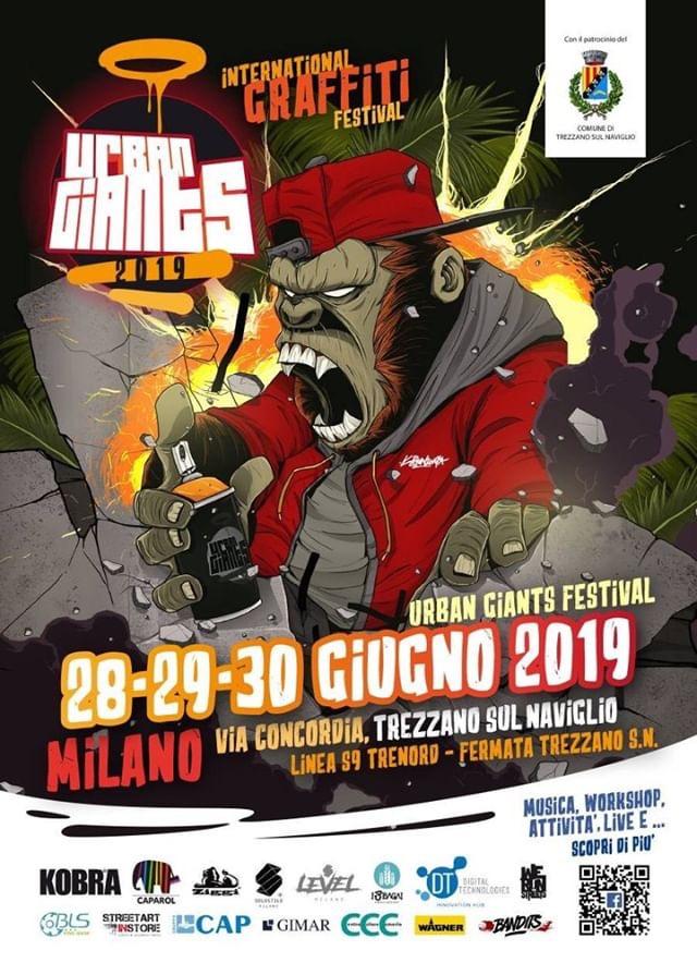 Urban Giants Graffiti Festival