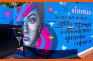 Artwork in Vittorio Veneto